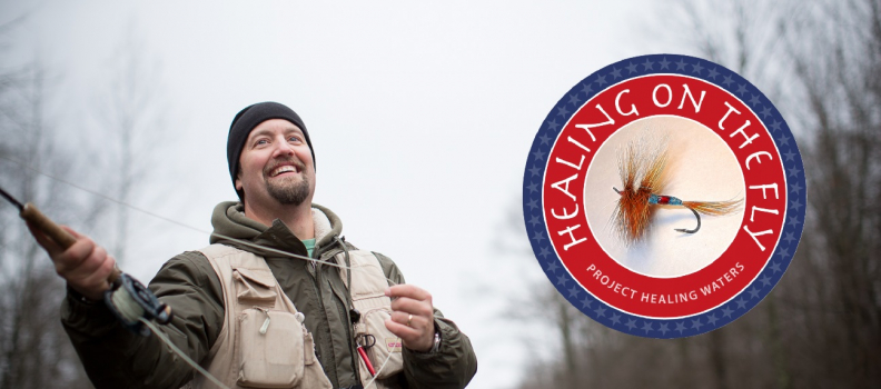 Support the disabled veterans we serve: The 2019 Healing on the Fly – NYC Auction