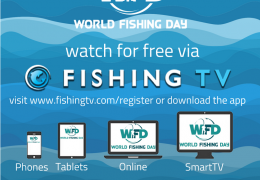 There's a spotlight on PHWFF for World Fishing Day!