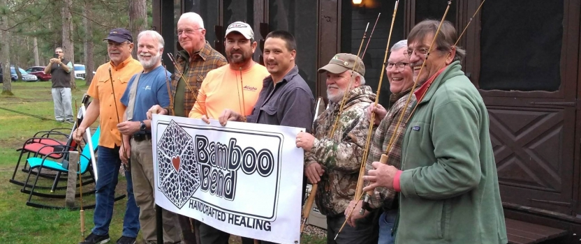 Bamboo Bend 2017 – Community, Camaraderie, and Custom Bamboo Fly Rods
