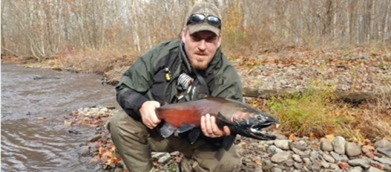 Meet Specialist Jeremy Bristol – Honorable Mention in the 5th Annual Fly Tying Competition
