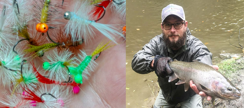 "Tie the ""Bug-Eyed Bluegill Killer"" with SGT Joe Jackson"