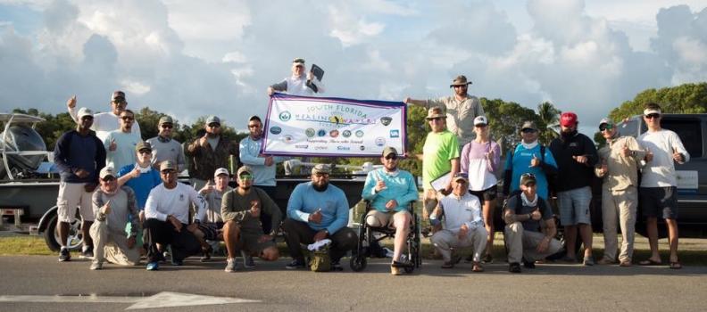 The 2017 Backcountry Purple Heart/Disabled Veterans Slam II