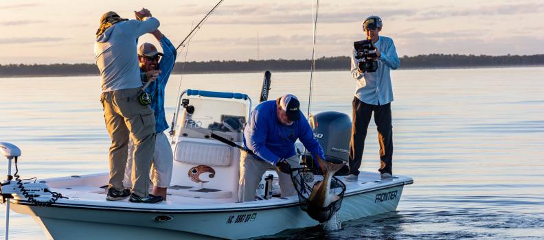 North Carolina Casting Competitors win Big on Redfish
