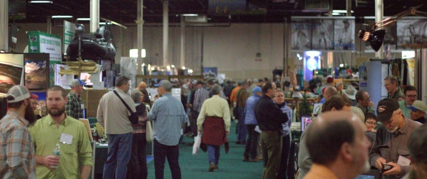 The Somerset, NJ Fly Fishing Show