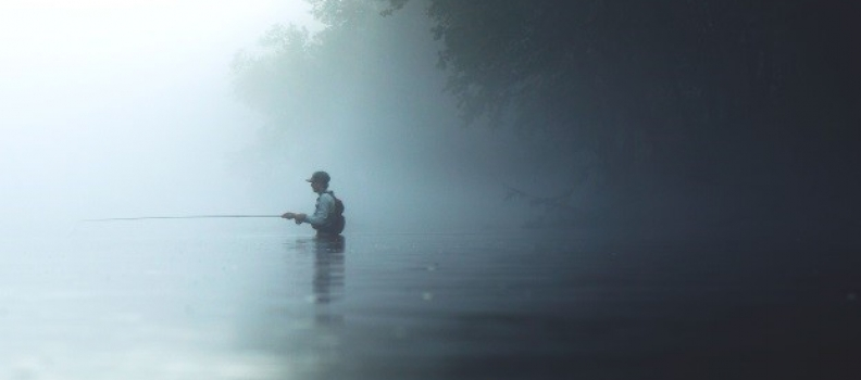 """The Spirituality of Fly Fishing"" by Dr. Jody Martin"