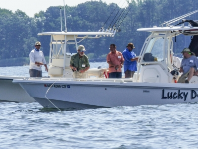 Dozens of Project Healing Waters fly fishers will come together on August 19th to chase Chesapeake Bay gamefish at the 8th Annual Stars & Stripers Fly Fishing event.