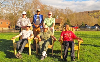 7th Annual PHWFF-NYC West Branch Outing