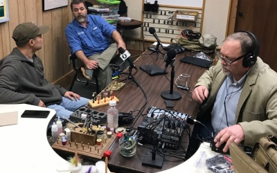 WildIndiana interviews Master Sergeant Son Tao of the Project Healing Waters Indianapolis, IN Program